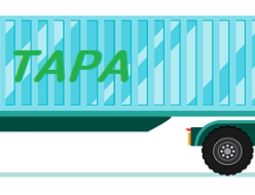 TAPA Certification 運輸資產保護協會標準認證